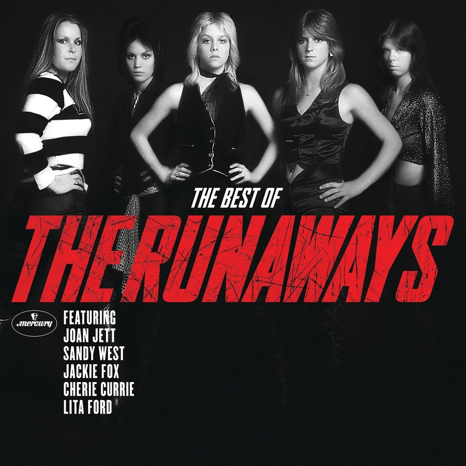 The Runaways Are Back On Vinyl