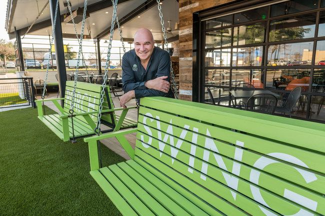 Antonio Swad, Porch Swing Founder