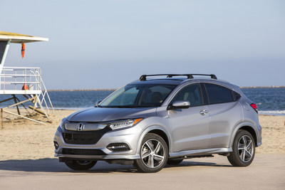 Honda HR-V set a new February sales record, helping American Honda trucks to a 4.6% sales increase for the month. The company reported February sales for both Honda and Acura brands today.