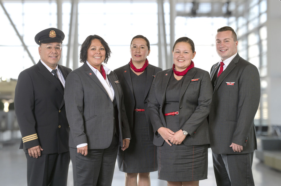 Air Canada Named One of Canada's Best Diversity Employers for Fourth Consecutive Year (CNW Group/Air Canada)