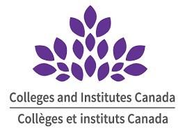 Logo : Collèges et instituts Canada (Groupe CNW/Fédération des cégeps)