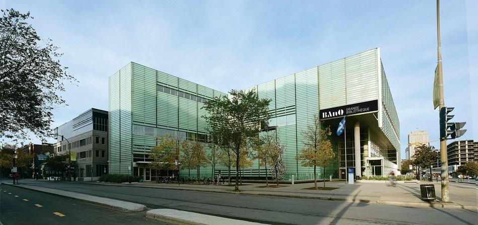 En mars, Bibliothèque et Archives nationales du Québec (BAnQ) célèbre le Mois de la Francophonie. Plusieurs activités seront présentées à la Grande Bibliothèque et à BAnQ Vieux-Montréal. Photo : Bernard Fougères. (Groupe CNW/Bibliothèque et Archives nationales du Québec)
