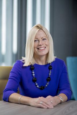 Sharon Thorne CEO of Deloitte 2018. Photo©vickicouchman, vickicouchman.com, 07957226911