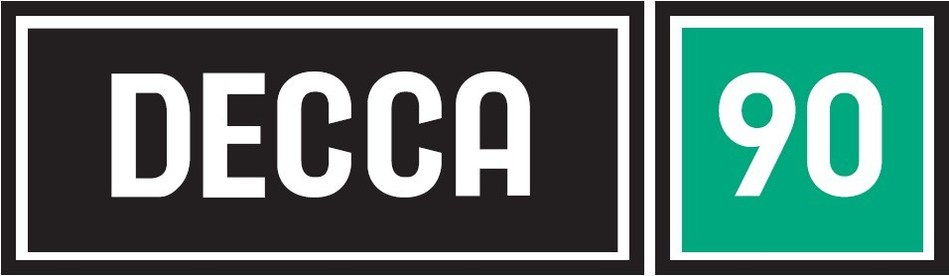 This year sees one of the most iconic record labels in the world, Decca Records, turn 90 years old.