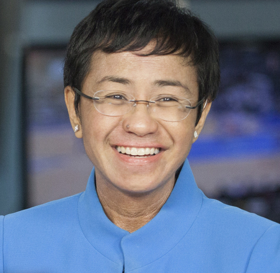 The Canadian Journalism Foundation will honour Maria Ressa, executive editor and CEO of Rappler.com, with the CJF Tribute at the CJF Awards on June 13 in Toronto. (CNW Group/Canadian Journalism Foundation)