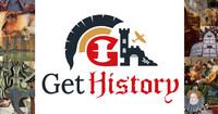 Get History Logo (PRNewsfoto/Get History)
