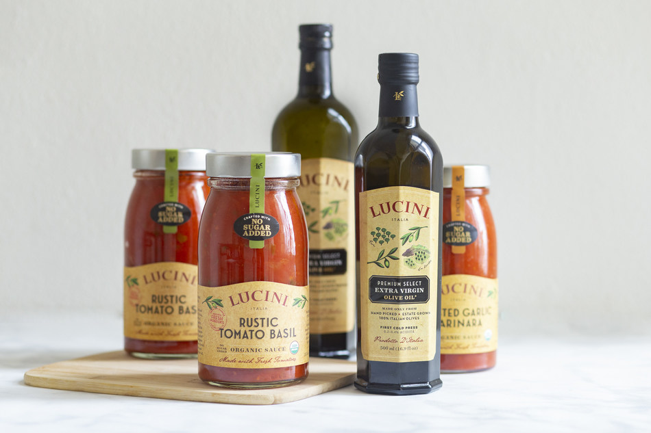 Lucini Italia Whole30 approved products