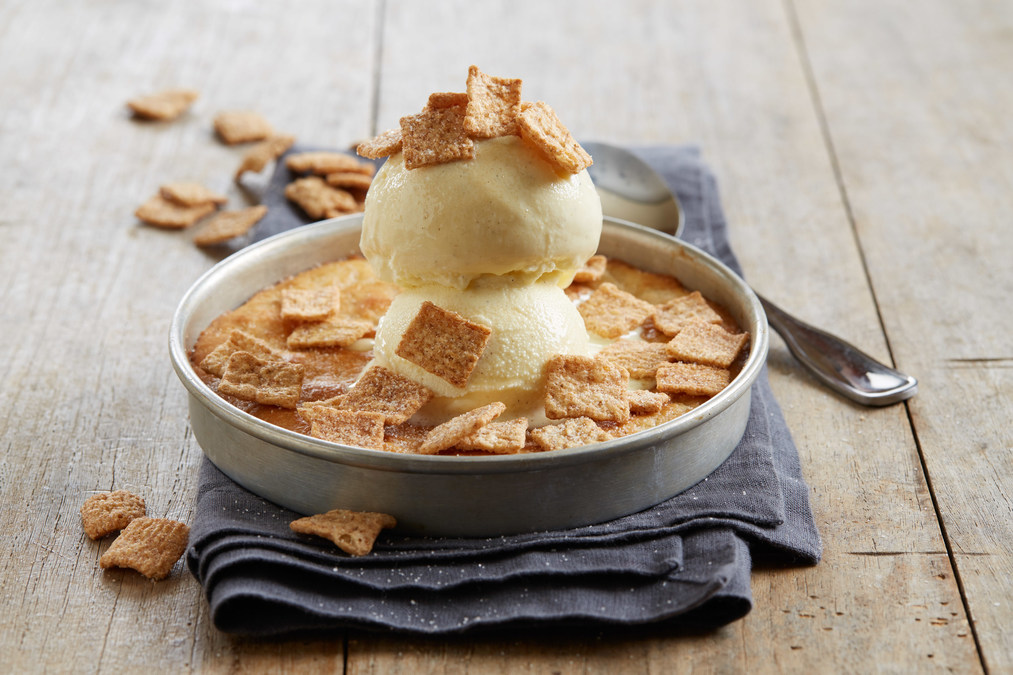 BJ's Restaurant & Brewhouse® Launches New Cereal Pizookie® Series
