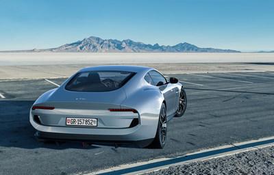 新皮耶希Mark Zero -- 新电气时代的驾驶愉悦体验与创新