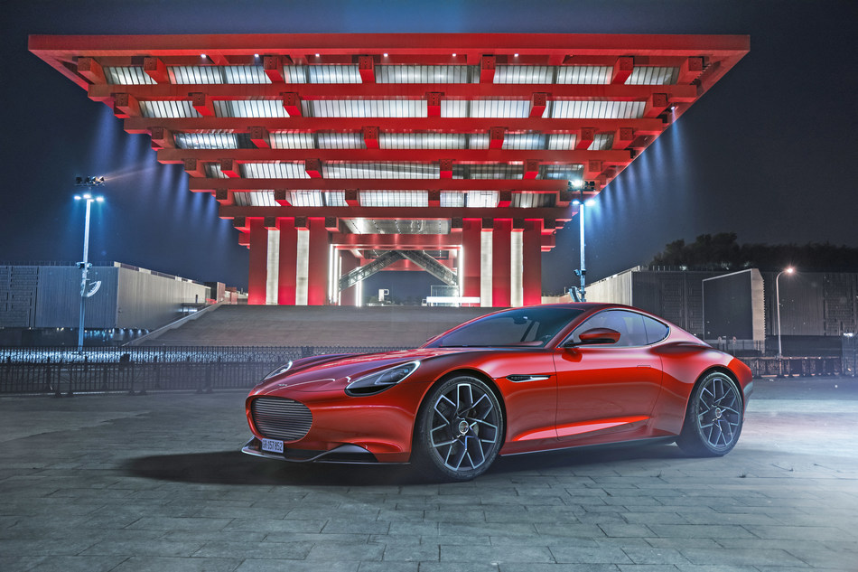 A GT sports car that delivers a successful and coherent combination of timeless design, substantial performance, consummate craftsmanship and technical perfection. (PRNewsfoto/PIËCH)