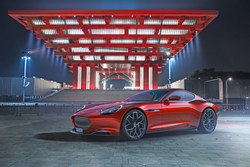 A GT sports car that delivers a successful and coherent combination of timeless design, substantial performance, consummate craftsmanship and technical perfection.