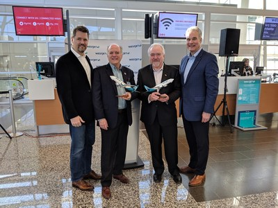 WestJet is now the only airline connecting Calgarians non-stop to Atlanta, Ga. (CNW Group/WESTJET, an Alberta Partnership)