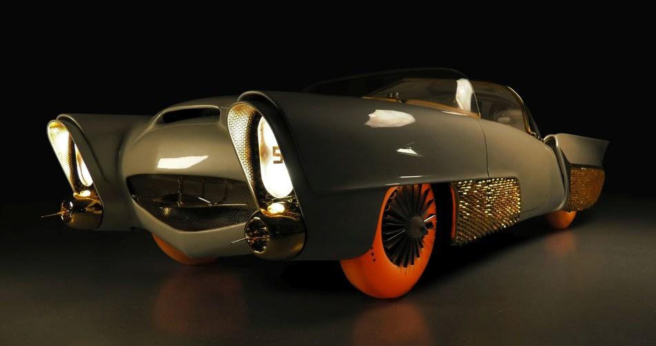 Goodyear Klairmont auto show 6.0 Closed Trunck