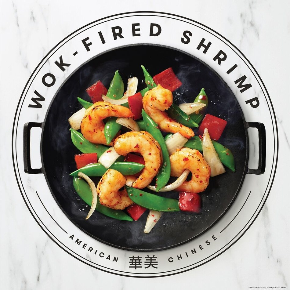 Panda Express Wok-Fired Shrimp