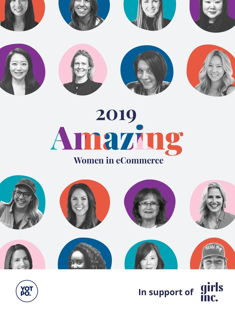 Amazing Women in eCommerce 2019 in support of Girls Inc.