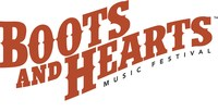 Boots and Hearts logo (CNW Group/Boots and Hearts Music Festival)