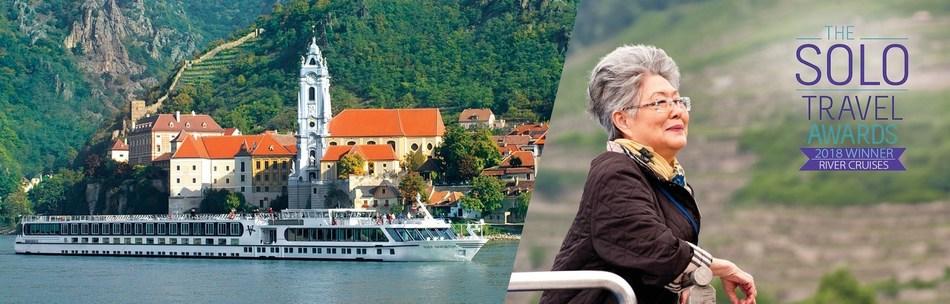 Europe River Cruise, River Navigator, Danube river, Austria  Durnstien  EHA, NHA, OHA, DHA