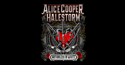 Alice Cooper And Halestorm Announce Summer Co-Headline Amphitheater Tour