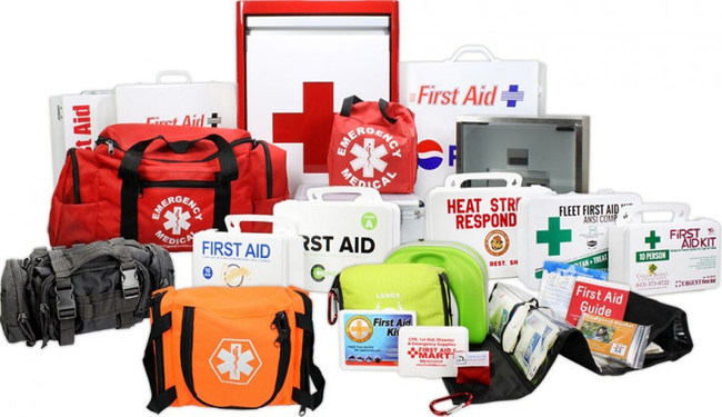 Custom Built First Aid Kits to Meet Your Specification? OEM? Absolutely!
