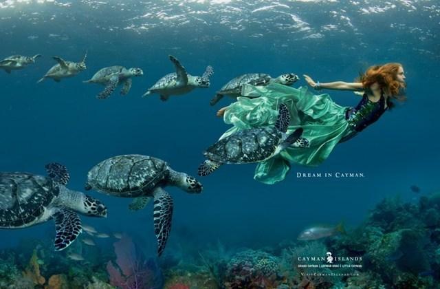 (PRNewsfoto/Cayman Islands Dept of Tourism)