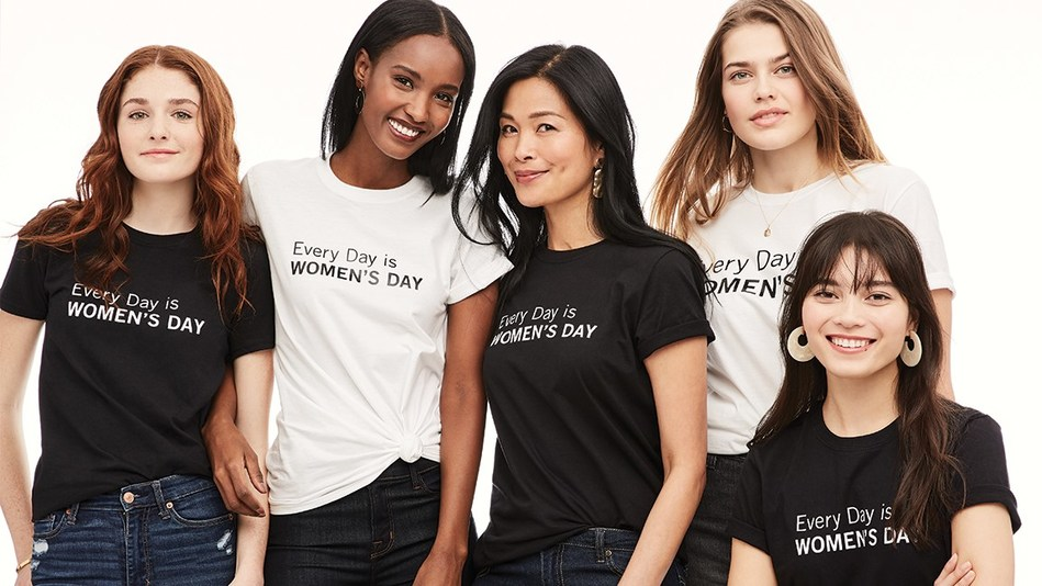 "Saks OFF 5TH and Girls Inc. believe ""Every Day is Women's Day"" (Campaign Image 1)"