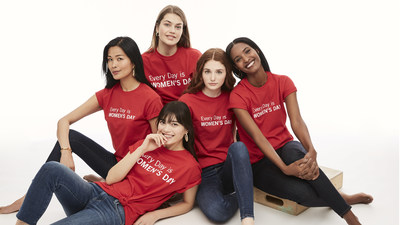 "Saks OFF 5TH and Girls Inc. believe ""Every Day is Women's Day"" (Campaign Image 2)"