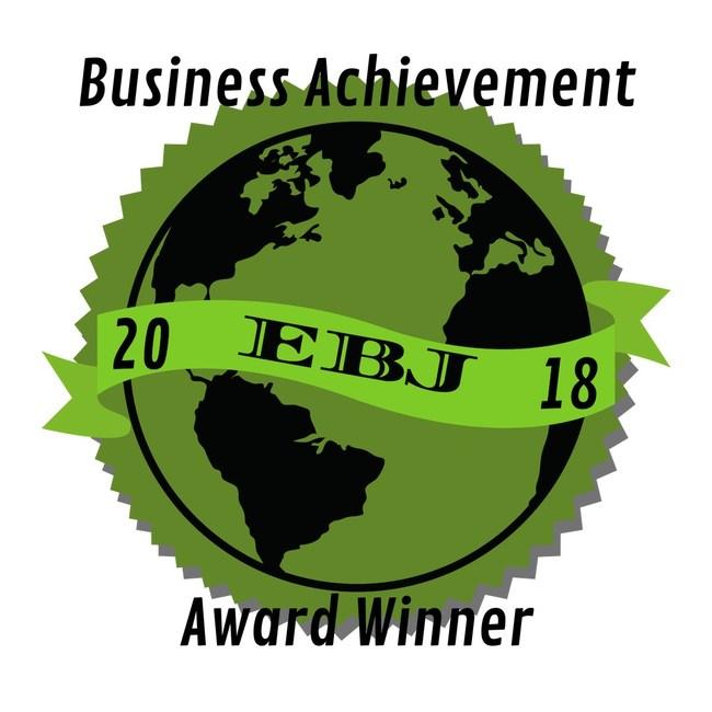 2018 EBJ Business Achievement Award Winner
