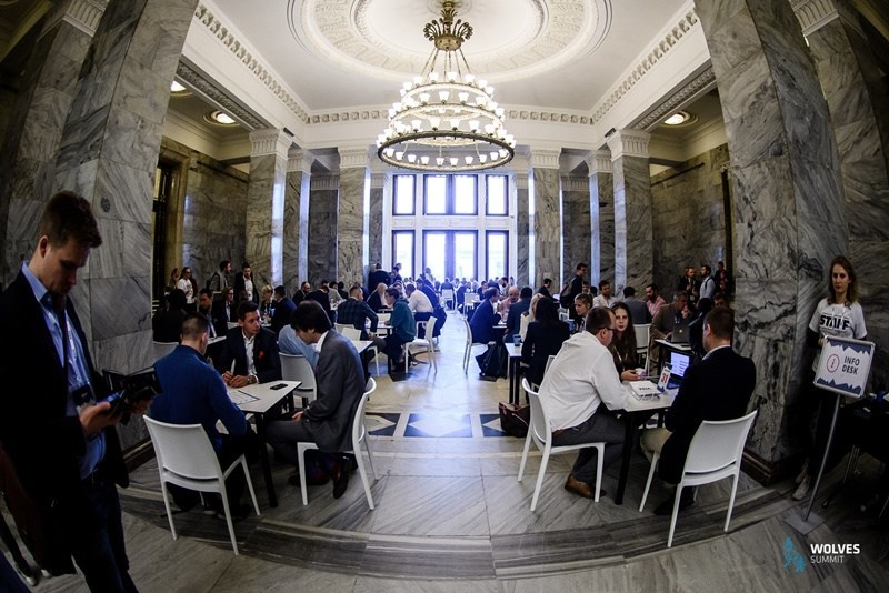 Wolves Summit Warsaw: International Networking around Innovation