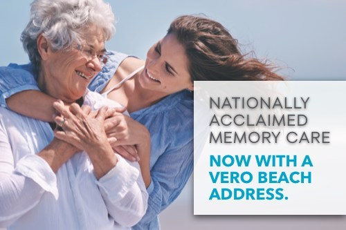 Nationally Acclaimed Memory Care - Now With A Vero Beach Address