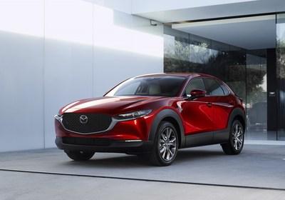 Le Mazda CX-30 (spécifications pour le marché européen) (Groupe CNW/Mazda Canada Inc.)