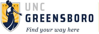 UNC Greensboro Logo (PRNewsfoto/UNC Greensboro (UNCG))