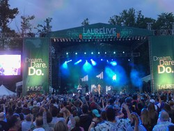 Fitz & The Tantrums - LaureLive 2018