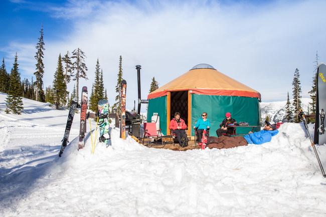 Friends enjoy time in Montana's backcountry. (Photo Courtesy: Visit Montana)