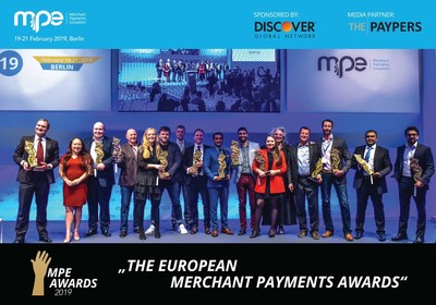 Europe's Merchant Payments Awards 2019: Winners revealed