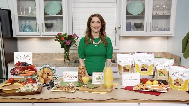 Frances gives her best tips for eating healthy during National Nutrition Month.