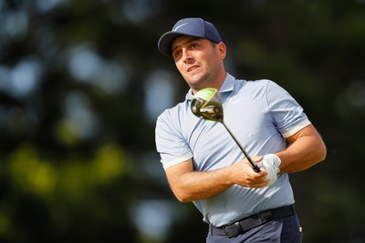 Francesco Molinari Joins Callaway Golf Tour Staff; will play full bag of Callaway clubs and a Callaway golf ball.