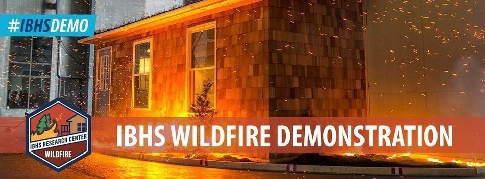 IBHS is having a wildfire demonstration to showcase the real risk to structures during wildfire:  embers! Learn to defend against these flying firebrands and deprive them of fuel.