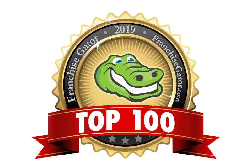 Brightway Insurance is the only insurance agency to make Franchise Gator's Top 100 Franchises list.