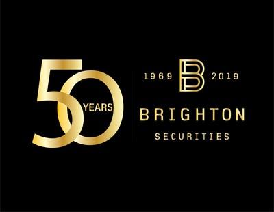 Brighton Securities 50th Anniversary (PRNewsfoto/Brighton Securities)