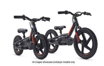 eBike Models - Prototypes shown.