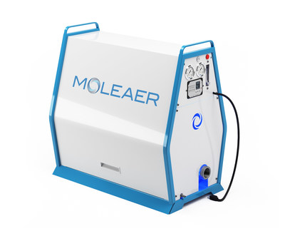 Moleaer's Bloom nanobubble generator is the most effective technology available to unlock the full potential of oxygen to improve crop production.