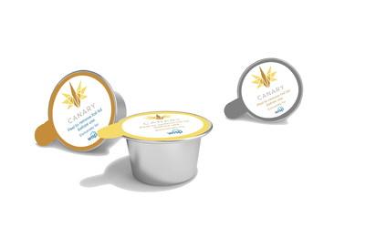 Canary WISP pod - cannabis (CNW Group/Target Group Inc.)