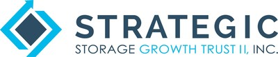 Strategic Storage Growth Trust II, Inc. Logo (PRNewsfoto/Strategic Storage Growth Trust )