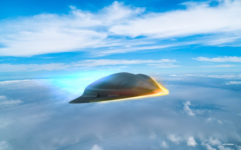 Raytheon wins $63 3 million DARPA contract for hypersonic weapons work