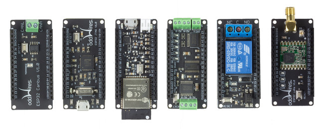 IoT-Bus boards