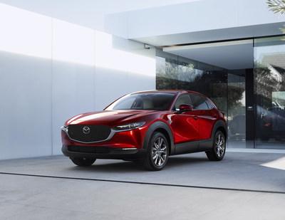 Mazda presenta el SUV crossover compacto Mazda CX-30