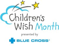 Children's Wish Month presented by Blue Cross (CNW Group/Ontario Blue Cross)