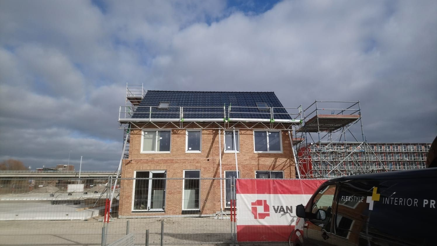 Hanergy's first HanTile Project completed in Netherlands