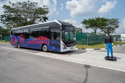 Autonomous bus 1