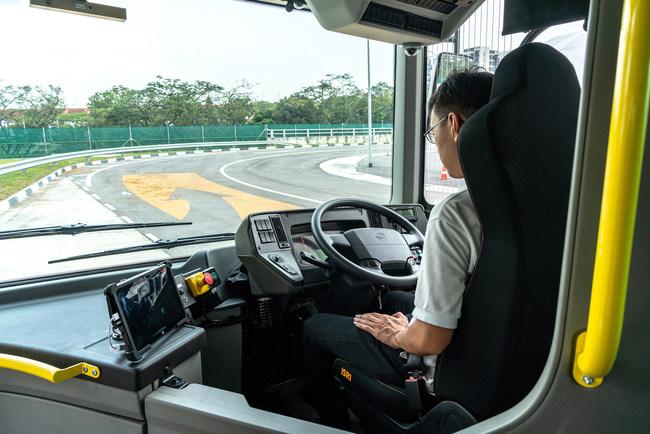 Autonomous bus 2